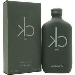 CK BE by Calvin Klein Perfume Cologne 6.7 / 6.8 oz New in Bo